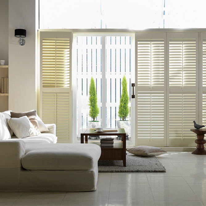 Shutters-in livingroom